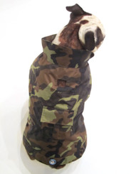 "Camo ""Cool"" Raincoat"