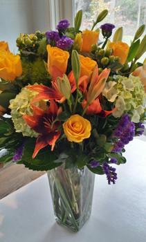 Sympathy Bouquet - Sympathy Flowers Deerfield IL - Jan Channon Flowers