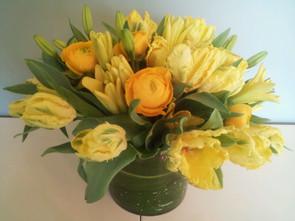 Flower Arrangement Deerfield IL - Jan Channon Flowers