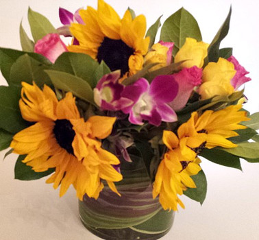 Sunflowers! - Floral Arrangements Lake Forest IL - Jan Channon Flowers