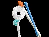 Standard AMT Bridle™ Nasal Tube Retaining System, 12 Fr BX 5 (AK44112)