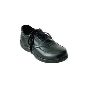 Stride Lite Mohican Diabetic Shoe, Medium Width, Black BX 100