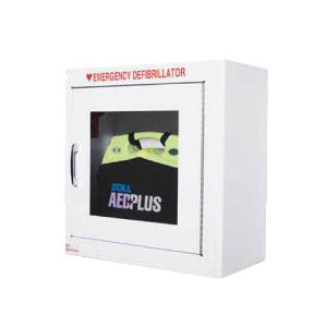 AED ALARMED WALL CABINET   -SP EA 1