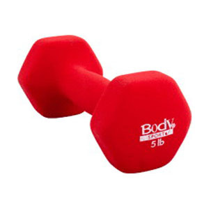 Neoprene Dumbbell 5 lbs. EA 1