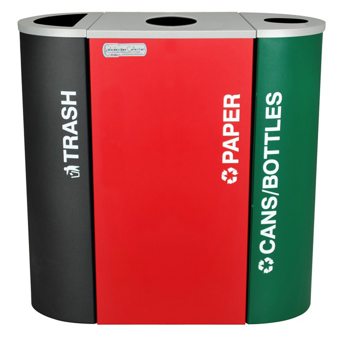 Commercial Recycling Containers ...