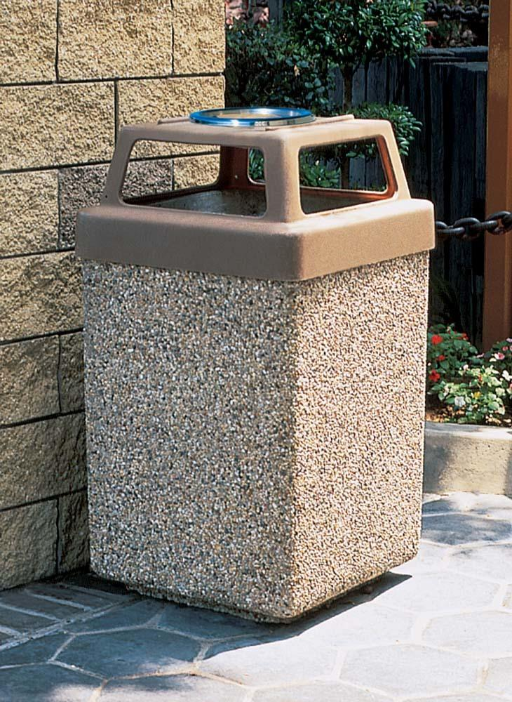 How To Select The Right Hotel Trash Can Trash Cans Unlimited