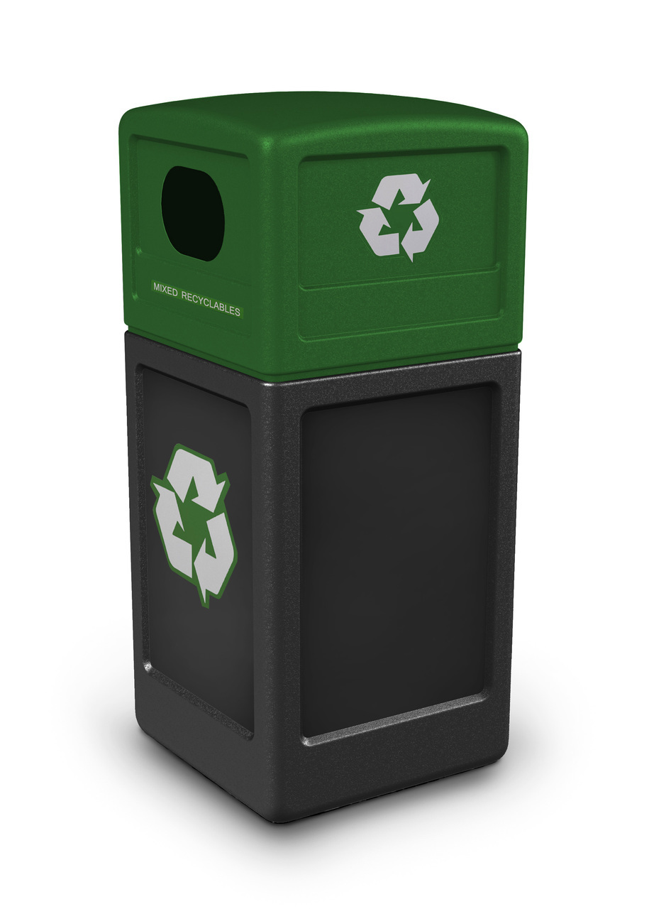 The Best Trash Cans And Recycling Bins For Schools And