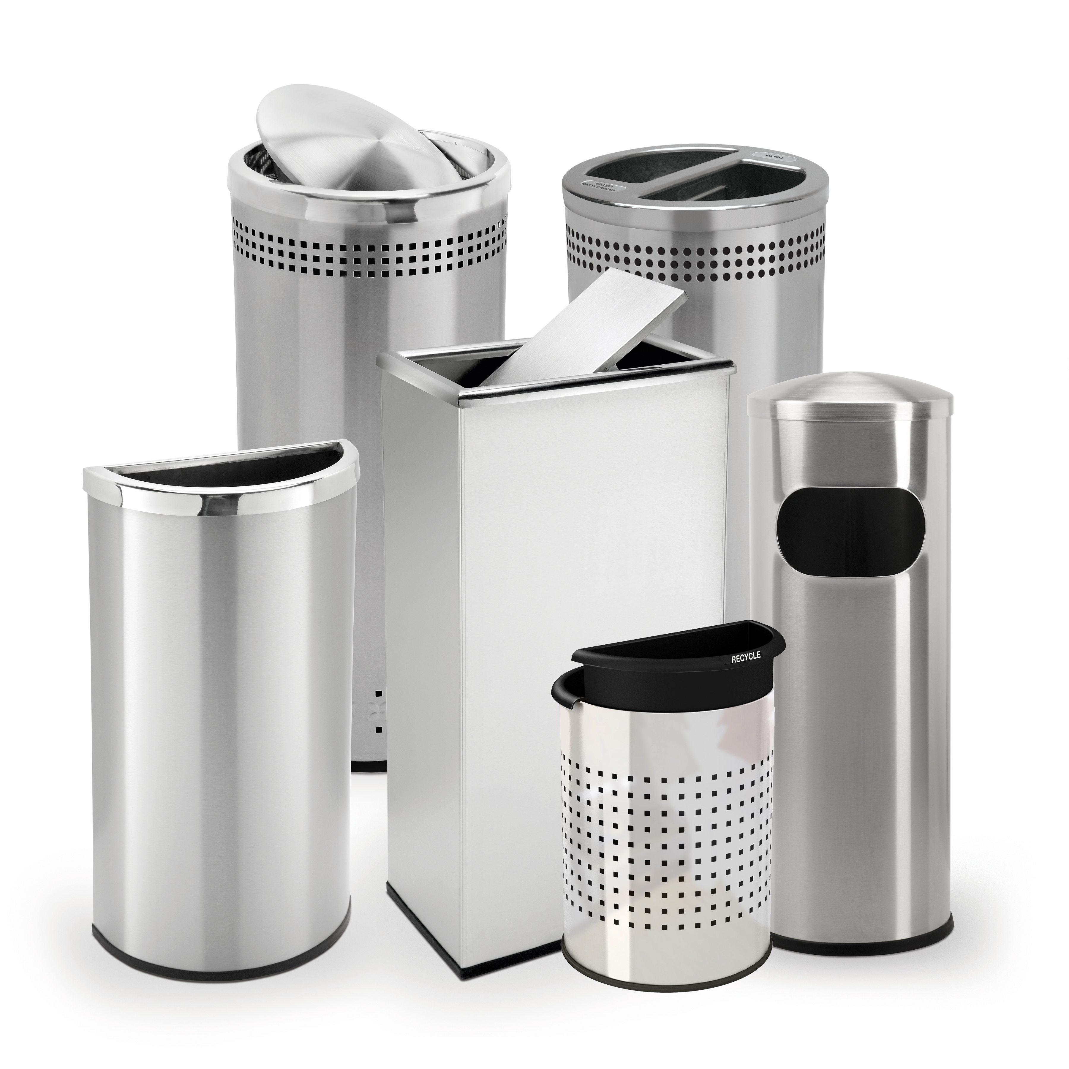 Precision Series Premium Steel Cans
