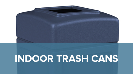 decorative indoor trash cans. Decorative Commercial Trash Receptacles  Waste Containers Recycling Bins