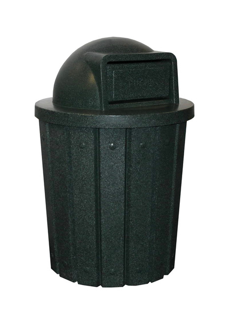 42 gallon kolor can heavy duty trash receptacle s8281a - Commercial bathroom waste receptacles ...
