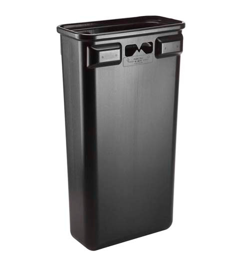 27 gallon skinny liner 792301 for commercial zone dual 55 gallon trash cans. Black Bedroom Furniture Sets. Home Design Ideas