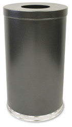 Witt 35 Gallon Granite Large Capacity Indoor Waste Receptacle