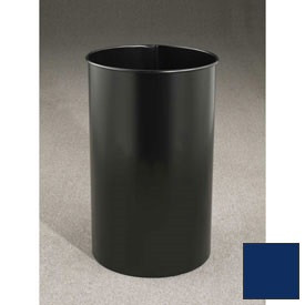 36 Gallon Midnight Blue Office Wastebasket 19 X 29 On Clearance