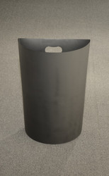 Minima Plastic Trash Cans Of 32 Gallon Liner 11 Lbs Furniture Leisure