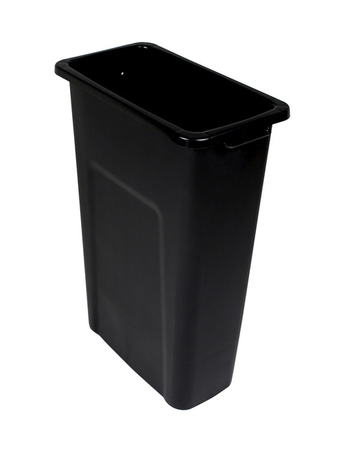 20 Gallon Skinny Plastic Home U0026 Office Trash Can Or Recycling Bin (4 Colors)