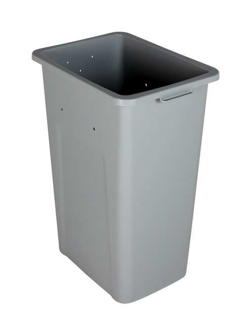 Bon 32 Gallon Extra Large Home U0026 Office Trash Can Or Recycling Bin (4 Colors)