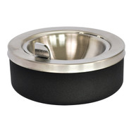 Large Capacity Flip Top Tabletop Ashtray Self Closing 63BLX