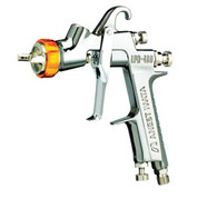 Iwata LPH400 LVX 1.3mm Spray Gun Orange Cap