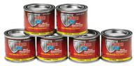 Rust Preventive Six Pack Gloss Black 4 oz.