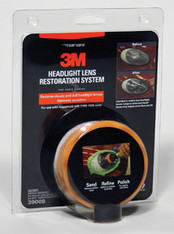 Headlight Lens Restoration System