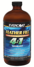 FEATHER FILL 4:1 Catalyst Quart