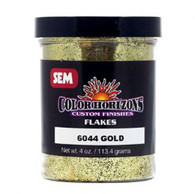 COLOR HORIZON-S Flakes- Red- 4 oz Jar