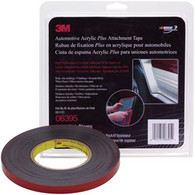 Automotive Acrylic Plus Attachment Tape 7/8 in x 10 yd 60 mil