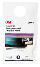 3M Perfect-It EX Rubbing Compound 2 oz. Packet