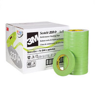 3/4 Scotch Premium Automotive 233+ Masking Tape