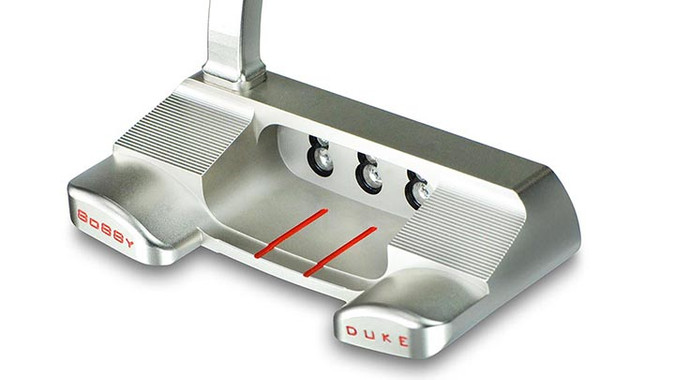 Zenvo Golf putter head weight