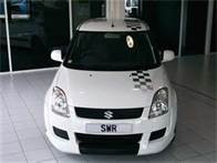 SWR 2nd Gen Swift Front Spoiler (Pre Facelift)