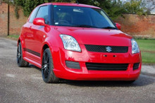 SWR 2nd Gen Swift (Facelift) Body Kit