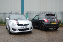 SWR 3rd Gen Swift Body Kit