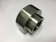 ISO Tank 3 inch BSPP Male thread to 2 inch BSPP Female Thread Converter