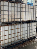 USED / RECONDITIONED SCHUTZ IBC TANK (1000 LITRES) AS-IS CONDITION  - MX 1000