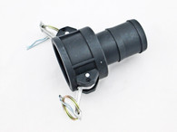 IBC Tank 2 inch Type C Camlock Fitting to 2 inch Hose Tail