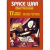 Space War - Atari 2600 Game