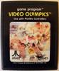 Video Olympics - Atari 2600 Game