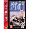 Tecmo Super Bowl III (3) - Genesis Game