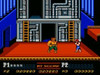 Double Dragon II NES Game in game footage