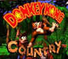Donkey Kong Country - SNES Title Screen