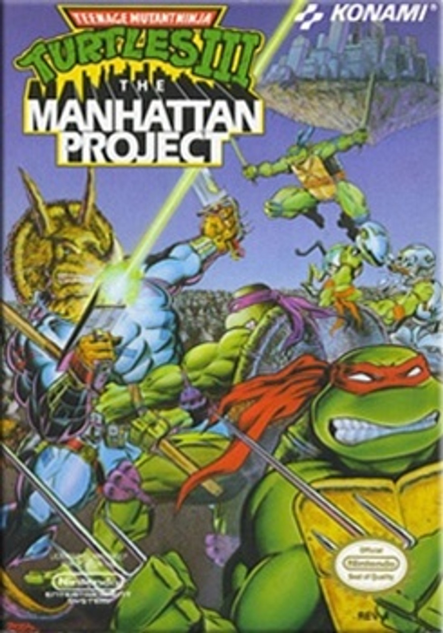 Play Teenage Mutant Ninja Turtles IV - Play SNES Online