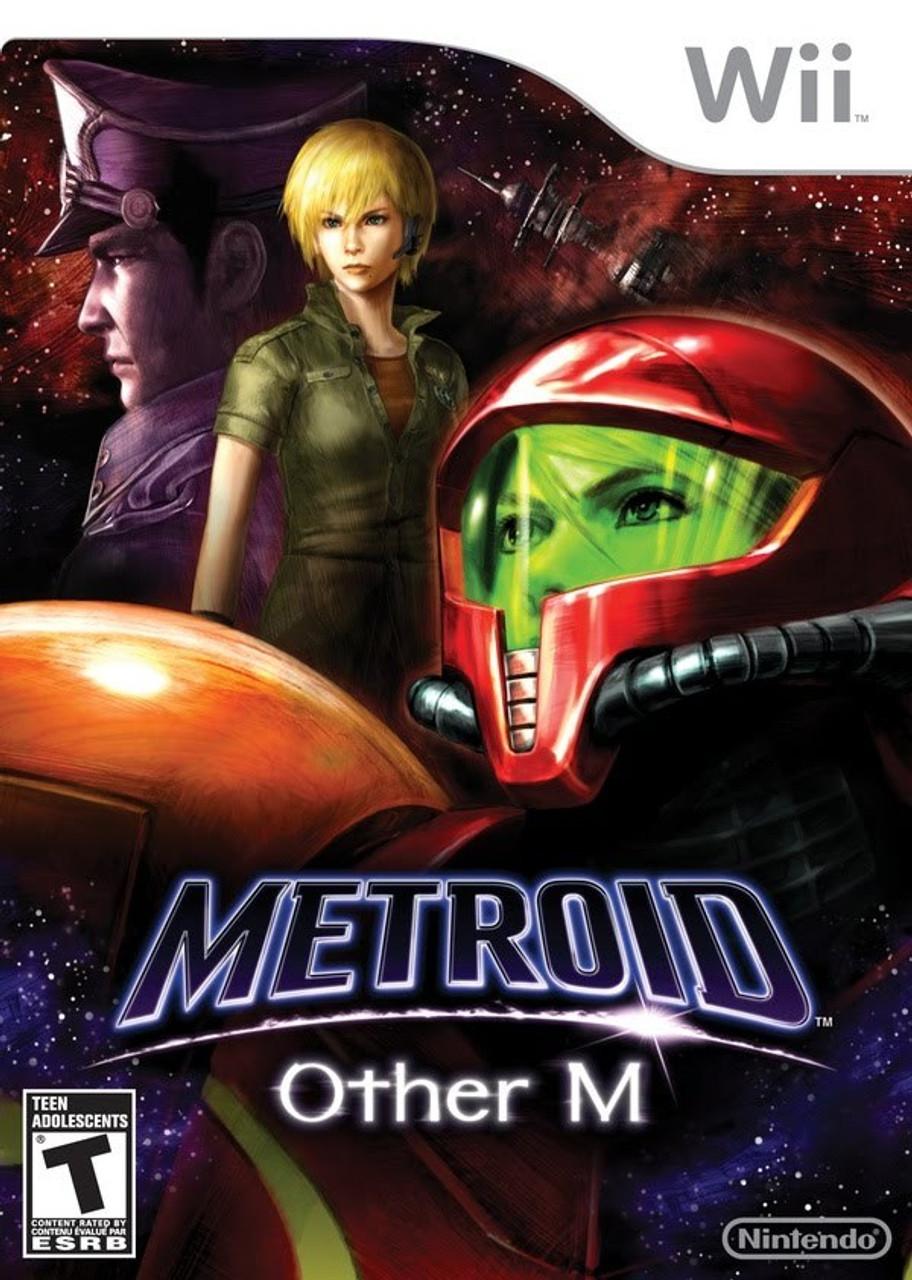 metroid other m nintendo wii game dkoldies rh dkoldies com Ridley Metroid Other M Metroid Other M Adam