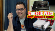Console Wars! Why Genesis is Better than NES. Ep 13