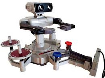 R.O.B. The Robot & Accessories Nintendo NES