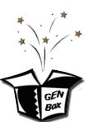 MLBPA Baseball - Empty Genesis Box