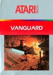Vanguard - Atari 2600 Game