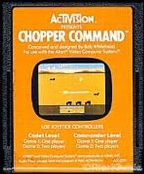 Chopper Command - Atari 2600 Game