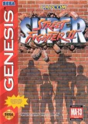 Super Street Fighter II - Genesis Game