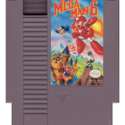 Mega Man 6 - NES Game